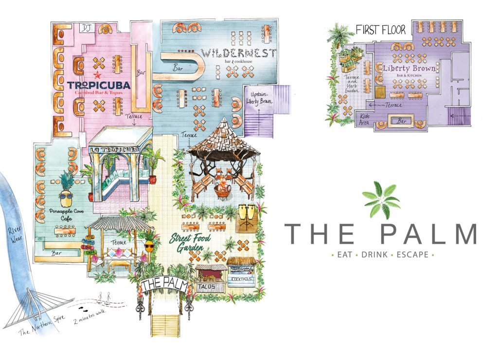 The Palm - The Palm